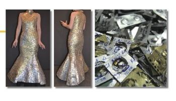 メディスンマーメイド 薬のカラ ドレス