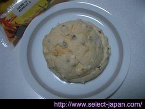 Pasco(パスコ)たっぷりくるみと栗のメロンパン