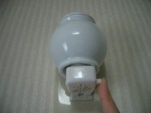日本製アロマランプ