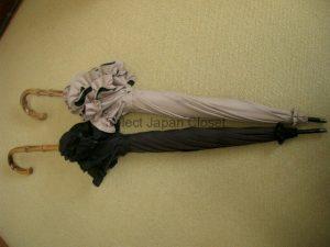日本製サンバリア100日傘