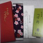 京都「十三や」で買った日本製のつげ櫛で美しい髪を作る