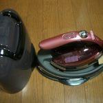 約30年ぶりにアイロン買い替え/東芝TA-FVX820(日本製)の率直な感想