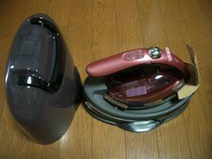東芝日本製アイロン