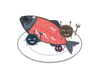 韓国産海産物は危険
