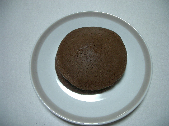 pasco(パスコ)ショコラパンケーキベルギーチョコ