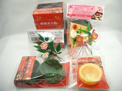 お正月飾り 100円ショップ 日本製 made in japan まるき