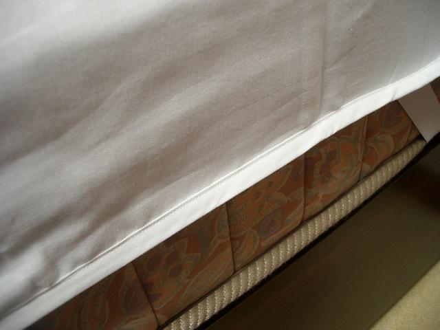 松並木 5重ガーゼ簡単シーツ 日本製 ヌーディコットン