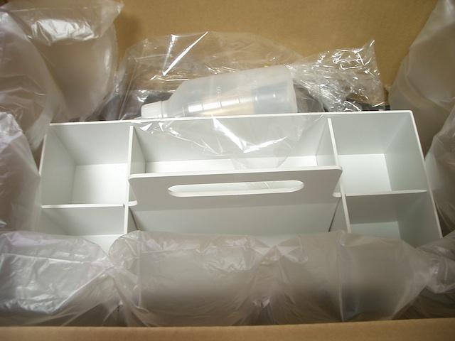 無印 キャリーボックス 日本製