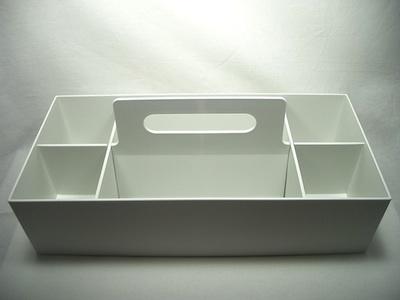 無印良品 ポリプロピレン 収納キャリーボックス 小物収納 日本製 made in japan 取手付