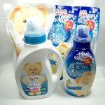洗濯洗剤は品質で選ぶ|ファーファの溶け残らない日本製洗濯洗剤・柔軟剤