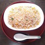 すべて国産「あおり炒めの焼豚炒飯」試食|マルハニチロのあけぼの冷凍食品