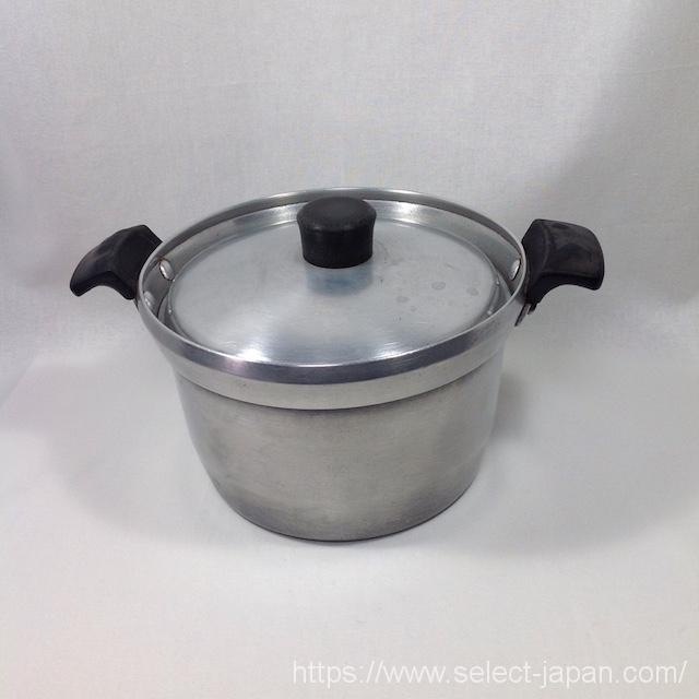 アサヒ軽金属 鍋 古い