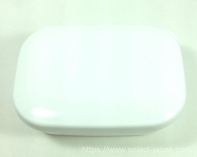 イノマタ化学 100円グッズ 石けんケース すのこ付き 日本製 made in japan