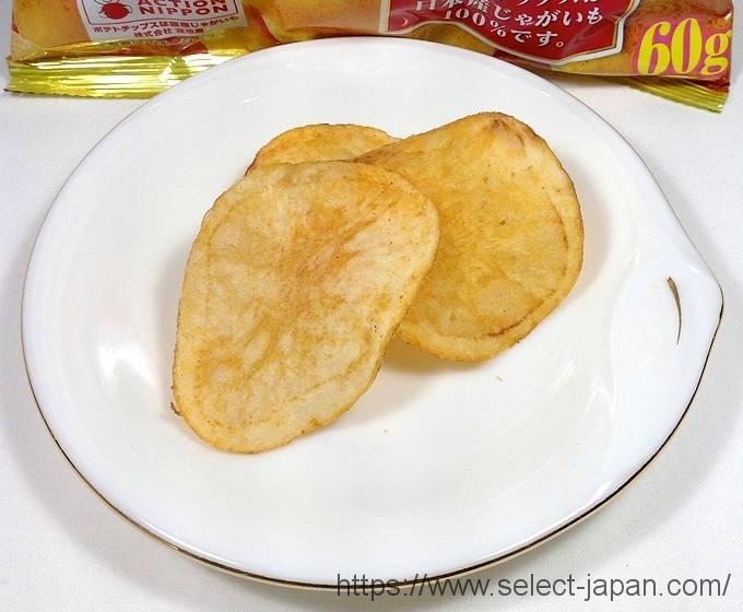 コイケヤ 湖池屋 ポテトチップス 国産じゃがいも 日本産 リッチコンソメ