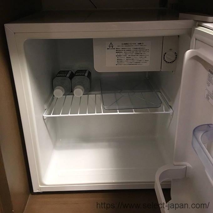 伊勢外宮参道 神泉 部屋 冷蔵庫