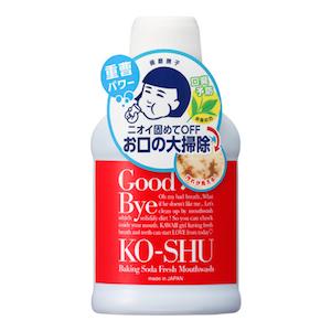 石澤研究所 歯磨撫子 重曹すっきり洗口液 日本製