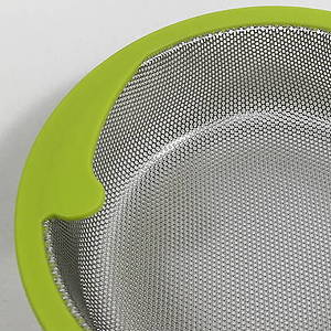 qucca キュッカ 三栄水栓 排水口ゴミ受け キッチンバスケット ステンレス製 日本製 made in japan