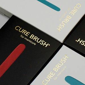 CURE BRUSH マニキュア専用 ブラシ ネイル専用ブラシ 日本製 made in japan