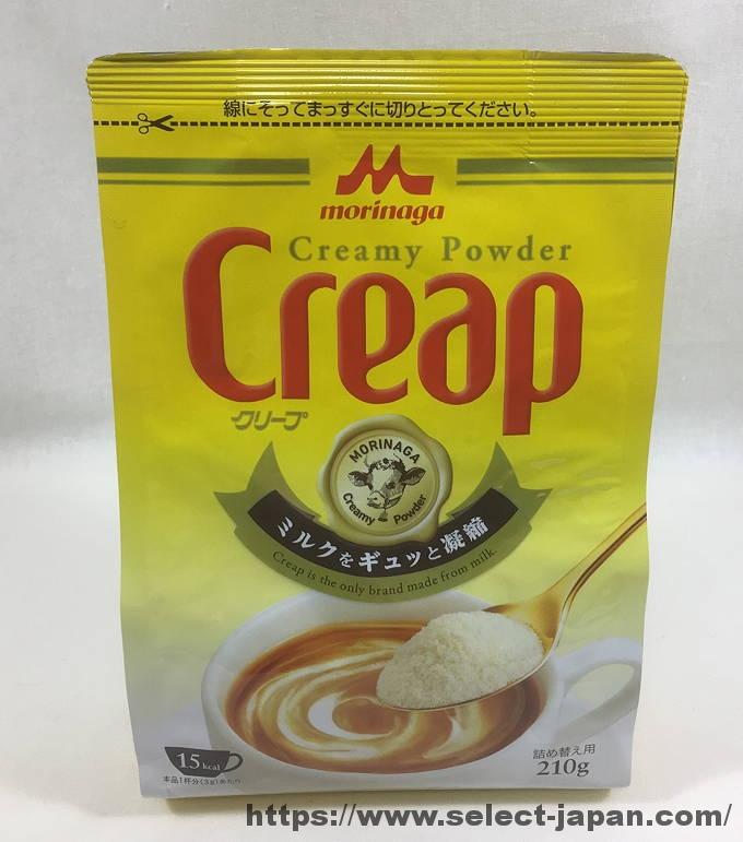 森永 クリープ 乳製品 creap