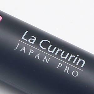ラクルリン ジャパンプロ ヘアアイロン カーラー カール 巻き髪 日本製 made in japan