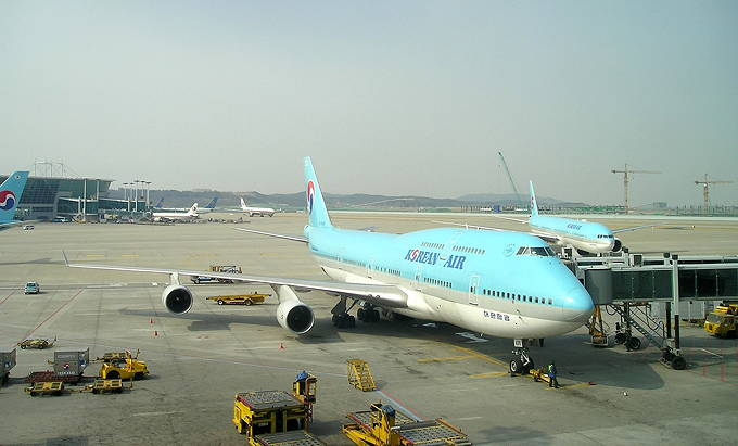 大韓航空 KOREAN AIR