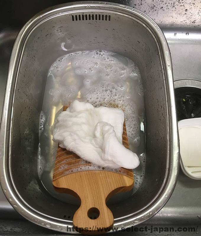 土佐龍 洗濯板 さくら サクラ 桜 日本製 made in japan