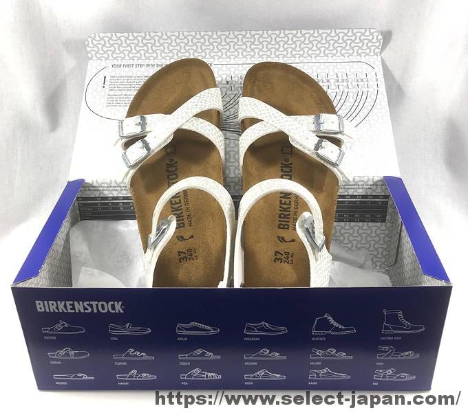 BIRKENSTOCK ビルケンシュトック サンダル ドイツ製