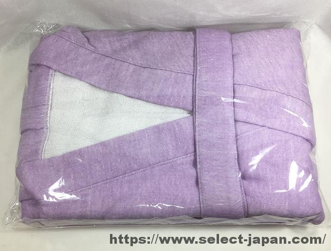 ヒオリエ ガーゼバスローブ タオル 日本製 made in japan