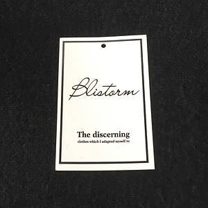 Blistorm ブリストーム マキシ丈 裏起毛 裏シャギー 裏ボア スカート バングラデシュ製 ポケット ウエスト 紐