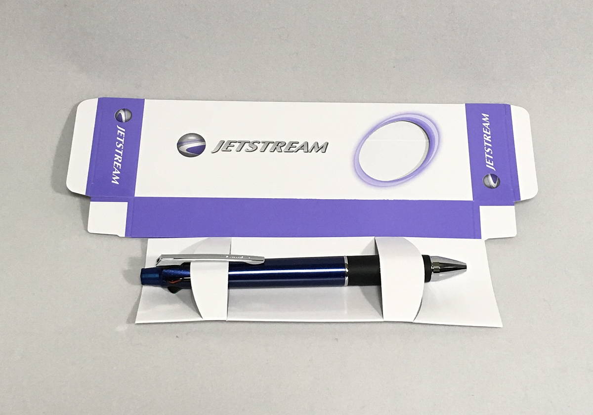 三菱 ジェットストリーム ボールペン 日本製 4色 シャーペン MSXE5-1000 made in japan
