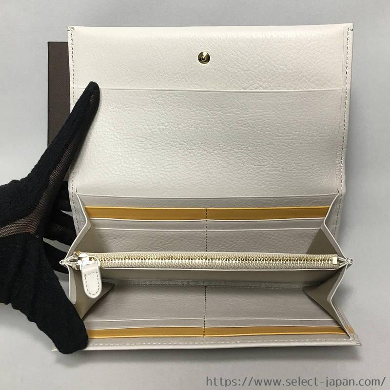 土屋鞄製造所 長財布 clarte クラルテ ポケットロングウォレット 日本製 made in japan