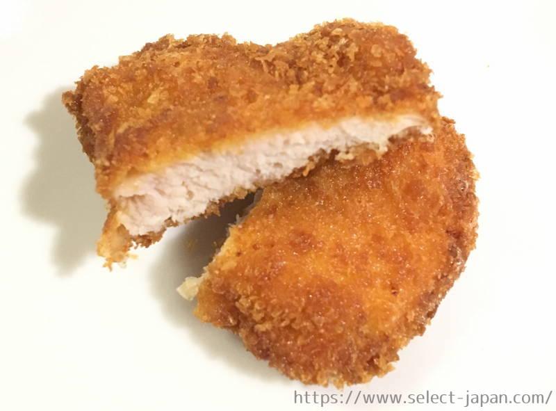 自家製 胸肉 鶏 鳥 チキンカツ