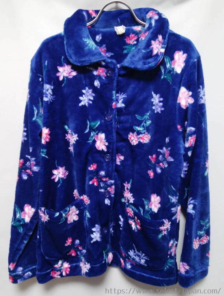 blooming FLORA ブルーミングフローラ Floral moco パジャマ ルームウェア ふわとろ あったか 冬用 長袖