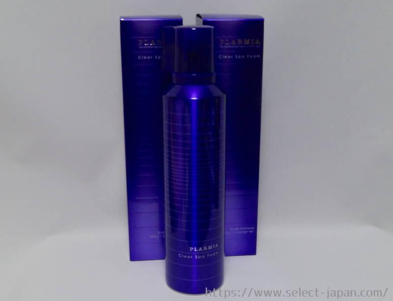 ミルボン プラーミア クリアスパフォーム 炭酸シャンプー 頭皮 加齢臭 対策 皮脂 日本製 made in japan
