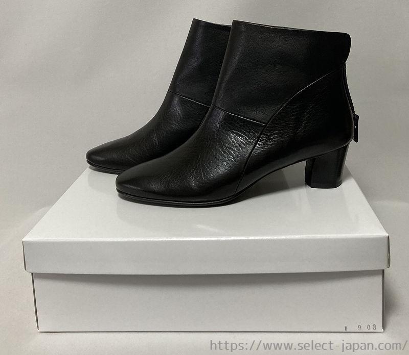 ラボキゴシ rabokigoshi ワークス works 9021-12223 ショートブーツ 靴 日本製 made in Japan
