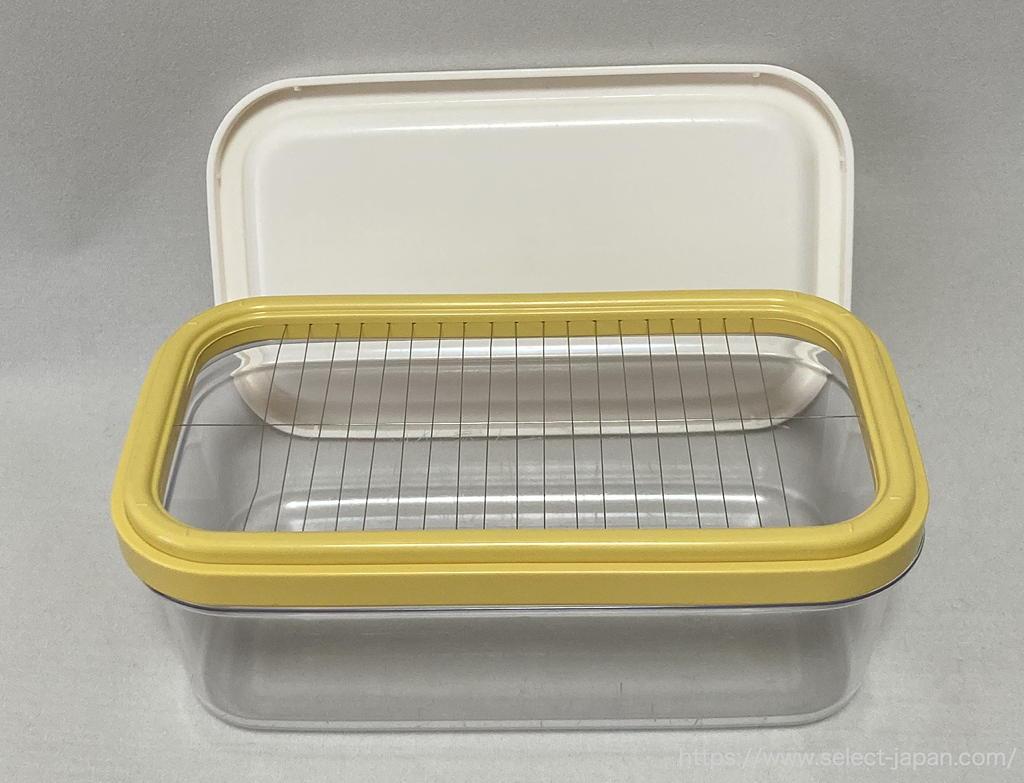 バターケース 切れる バターが切れる 針金 日本製 made in japan